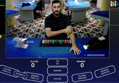 Baccarat Visionary Igaming