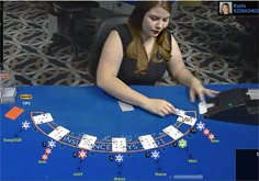 Blackjack Visionary Igaming