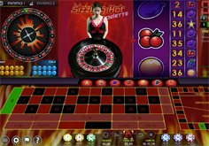 Sizzling Hot Roulette Extreme Gaming